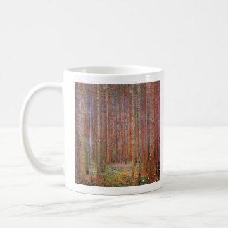 Tannenwald I by Gustav Klimt Coffee Mug