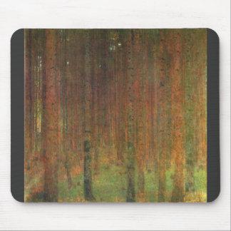 Tannenwald II by Gustav Klimt Mouse Pads