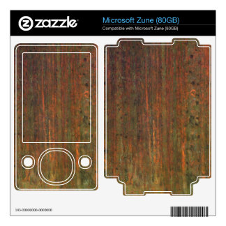 Tannenwald II by Gustav Klimt Skins For The Zune