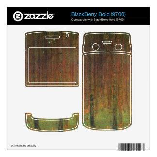 Tannenwald II by Gustav Klimt BlackBerry Bold 9700 Skin