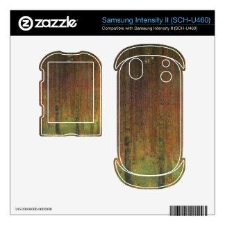 Tannenwald II by Gustav Klimt Samsung Intensity Decals