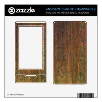 Tannenwald II by Gustav Klimt Skins For Zune HD