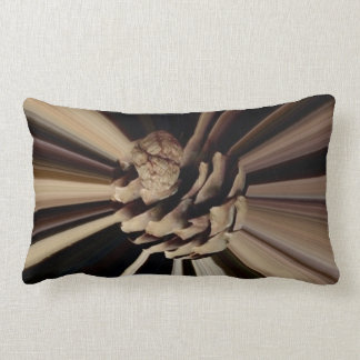 Tannenzapfen cushion