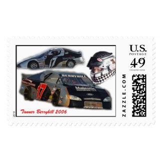 Tanner Berryhill 2006 Postage Stamp