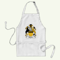 Tanner Family Crest Apron