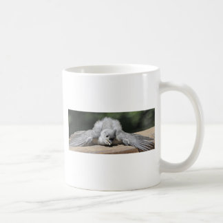 Tanning Titmouse Coffee Mug