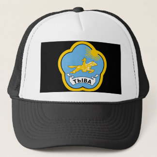 Tannu Tuva - Coat Of Arms Trucker Hat