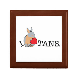 TANS - BLUE JEWELRY BOXES