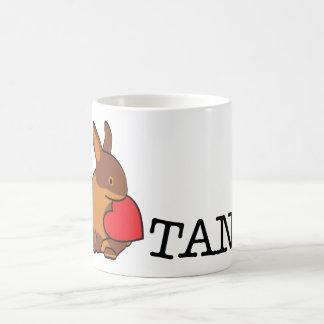 TANS! - CHOCOLATE COFFEE MUG