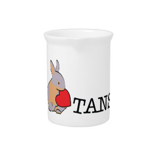 TANS! - LILAC DRINK PITCHER