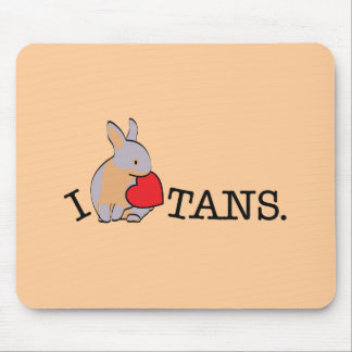TANS! - LILAC MOUSE PAD