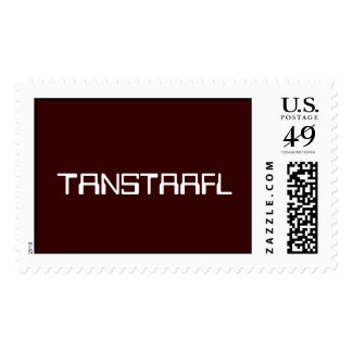TANSTAAFL STAMP