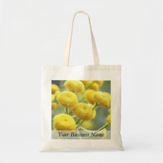 Tansy Flowers Tote Bag
