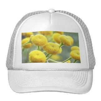 Tansy Flowers Trucker Hat