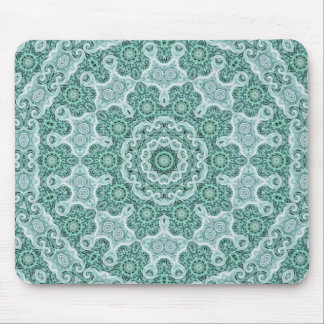 tantalizing in teal mousepad