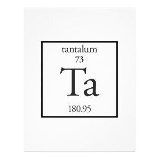 Tantalum Flyer