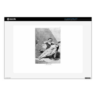 """Tantalus by Francisco Goya 15"""" Laptop Decal"""