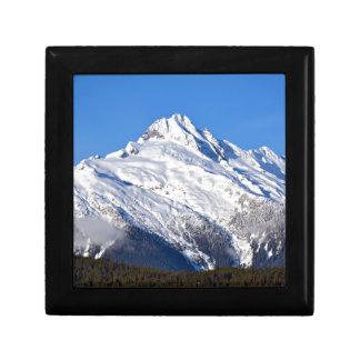 Tantalus mountain in British Columbia, Canada Gift Box