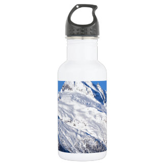 Tantalus mountain in British Columbia, Canada Stainless Steel Water Bottle