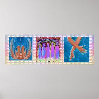 TANTRA n Magic Healing Arts Poster
