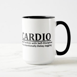 Tantric Cardio Mug