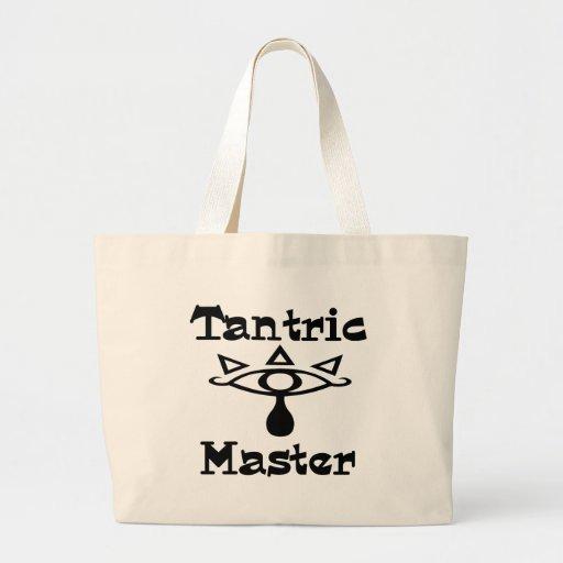 Tantric Master Canvas Bag