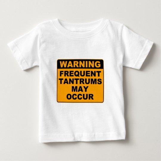 TANTRUM BABY T-Shirt