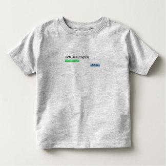 Tantrum in Progress Toddler T-shirt