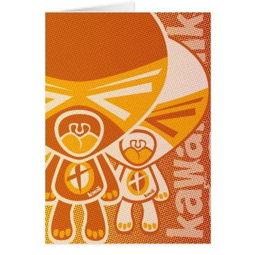 Tantrum Mascot Cards