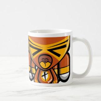 Tantrum Mascot Coffee Mugs