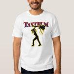 Tantrum T-shirt 1 silhouette