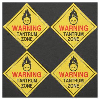 Tantrum Zone Fabric