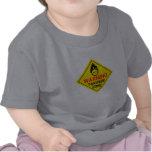 Tantrum Zone Toddler Shirt