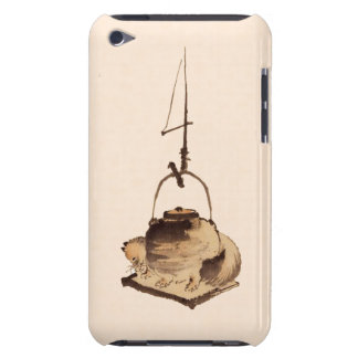 Tanuki kettle iPod touch cover