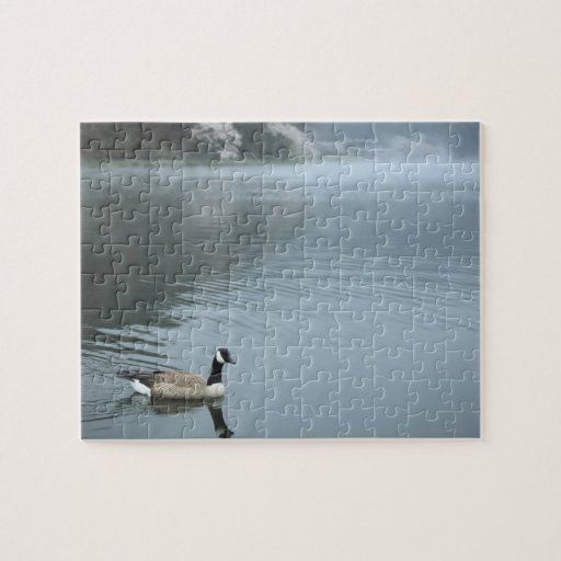 Tanuki-ko, lago Tanuki Puzzles