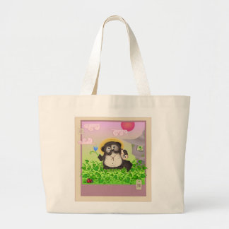 Tanuki Tote Bag