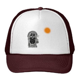 tanukiboushi trucker hat