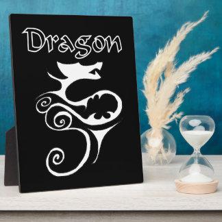 Tanya Dragon 02 Photo Plaques