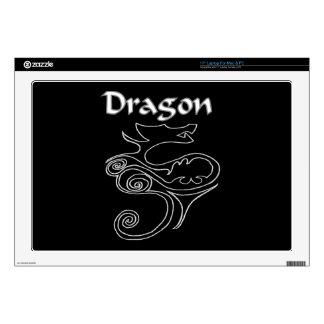 Tanya Dragon Laptop Skin