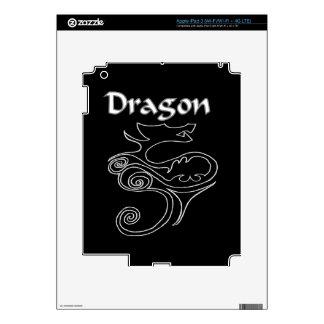 Tanya Dragon Skins For iPad 3