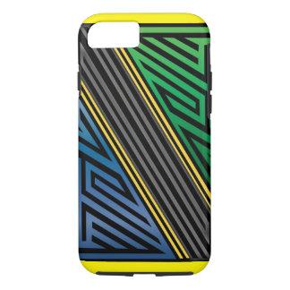 Tanzania Abstract iPhone 8/7 Case