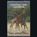 """Tanzania and Zanzibar Calendar<br><div class=""""desc"""">Photographs of people. landscapes,  clouds,  sunsets,  wildlife,  and panoramic views all taken in Tanzania and Zanzibar,  East Africa.  Some of places photographed were Lake Manyara,  the Ngorongoro Crater,  Serengeti National Park,  Zanzibar Island,  and the Indian Ocean.</div>"""