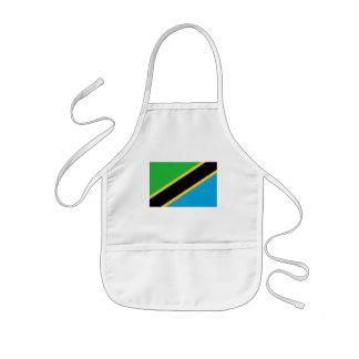 Tanzania Delantal Infantil