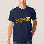 Tanzania Drinking Team Tee Shirts