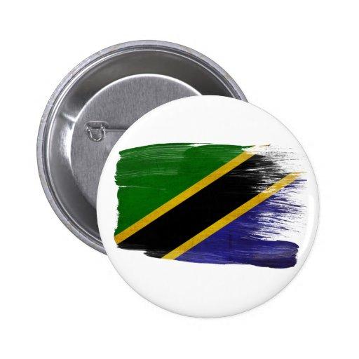 Tanzania Flag Pins