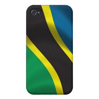 Tanzania Flag for iPhone 4 iPhone 4/4S Case