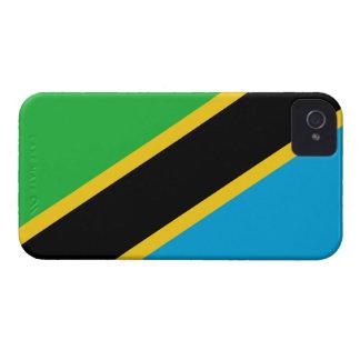 Tanzania Flag iPhone 4 Cover