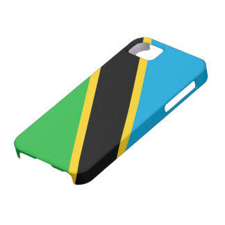 Tanzania Flag iPhone SE/5/5s Case