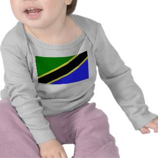 Tanzania Flag Shirt