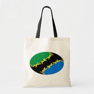 Tanzania Gnarly Flag Bag